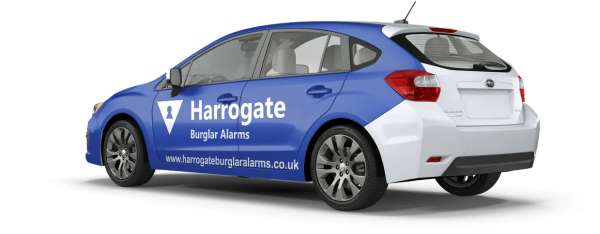 burglar alarms harrogate car