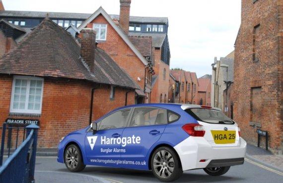 Burglar Alarms Harrogate
